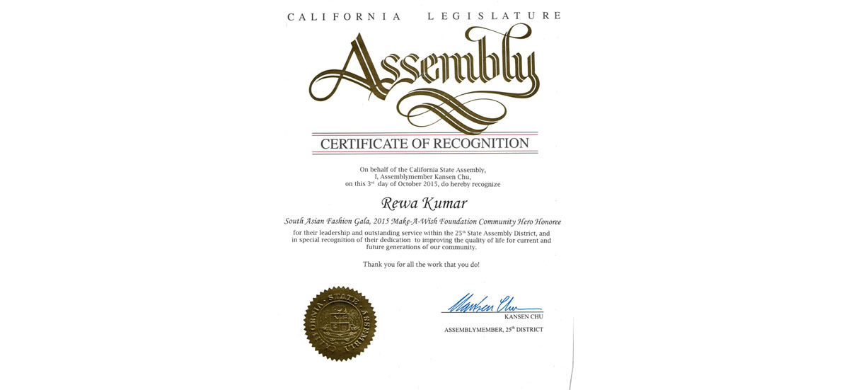 California-Legislature-Assembly-Certificate-of-Recognition-as-Make-A-Wish-Foundation-Community-Hero-Honoree-Oct-3-2015-page-001