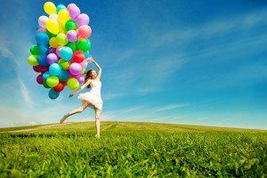 FULFILL WISHES WITH BALLOONS